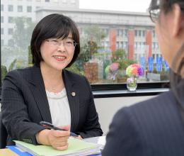 事務所案内 弁護士 入江 秀子