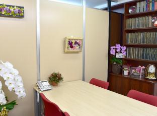 事務所打ち合わせスペース